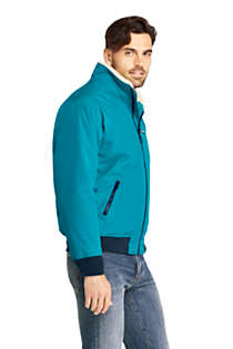 Men's Tall Sherpa Lined Classic Squall Jacket, alternative image