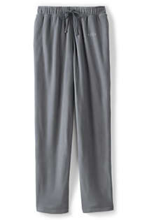 Men's Tall Solid Fleece Pajama Pant, Front