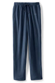 Men's Solid Fleece Pajama Pants