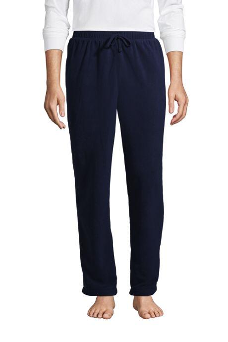 Men's Tall Solid Fleece Pajama Pant
