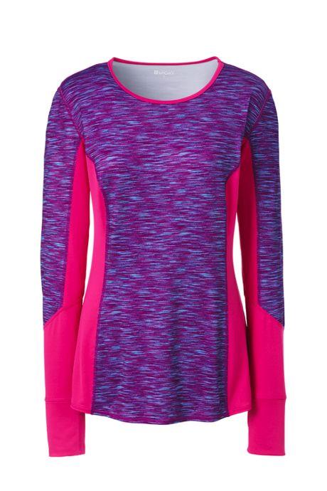 Women's Active Petite Long Sleeve T-shirt