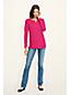 La Tunique en Coton/Modal Stretch Encolure Tunisienne, Femme Stature Standard