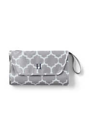 On The Go Print Diaper Changing Clutch