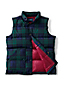 Men's Patterned Down Gilet