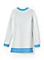 Langer Eisbär-Pullover für kleine Mädchen