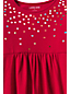 Toddler Girls' Embellished Gathered Legging Top