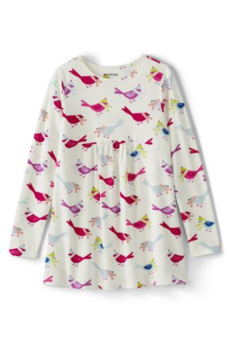 Little Girls' Gathered Legging Top