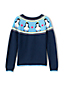 Girls' Long-sleeve Penguin Jumper