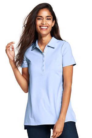 e9f439463 Women s Cotton Modal Polo Tunic