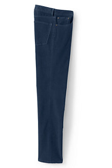 Men's Straight Fit Moleskin Jeans