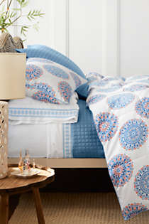 400 Supima No Iron Quilted Coverlet, Unknown