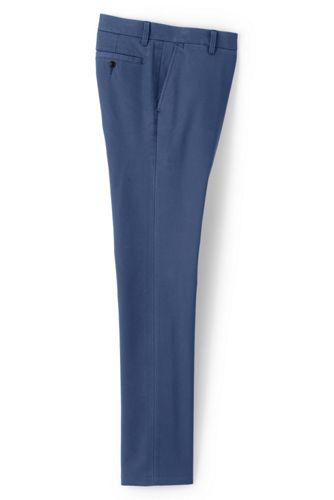Le Chino Casual Slim Ourlets Sur-Mesure, Homme Stature Standard