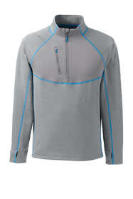 Men's Big & Tall Performance Half Zip