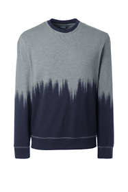Men's Ombre Crew Sweater