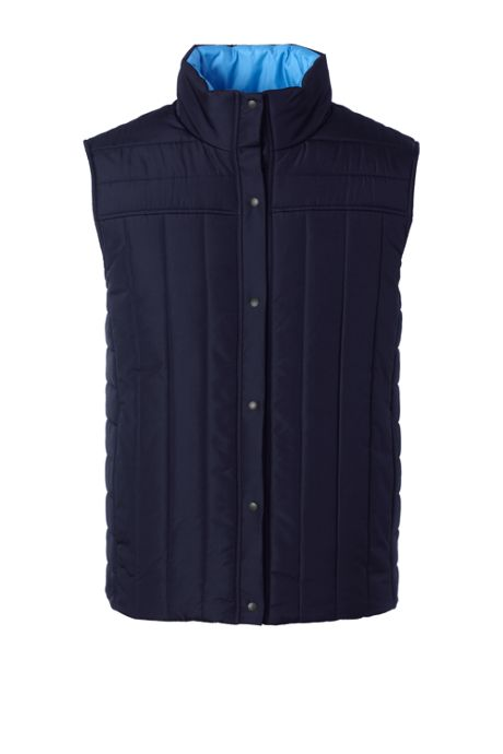 Unisex Big and Tall Insulated Vest