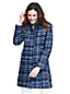 Women's Patterned PrimaLoft Coat