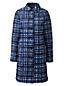 Le Manteau Primaloft Classique à Motifs, Femme Stature Standard