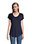 Le T-Shirt en Jersey Stretch, Femme Stature Standard