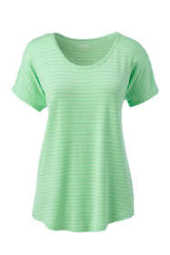 Women's Jersey U-neck T-shirt