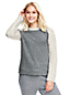Women's Soft Leisure Fleece Front Sweatshirt