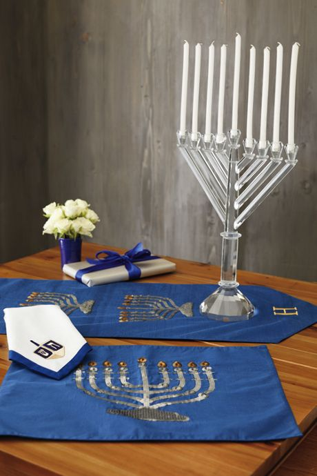 Hanukkah Placemats (Set of 4)