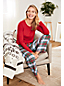 Women's Patterned Flannel Pyjama Gift Set