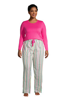 Women's Flannel Pyjama Gift Set