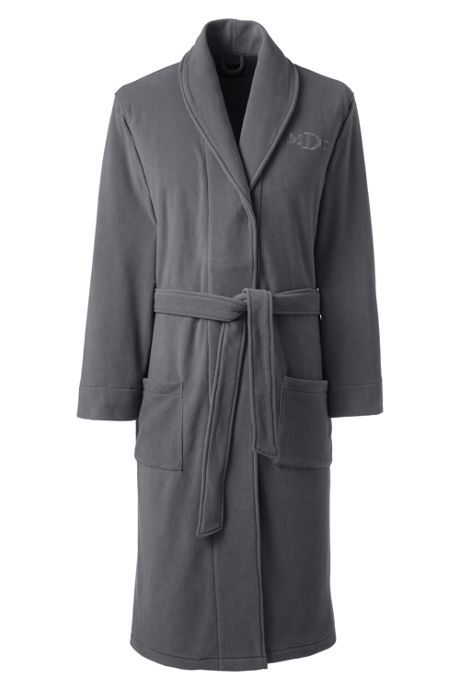 Men's Fleece Robe