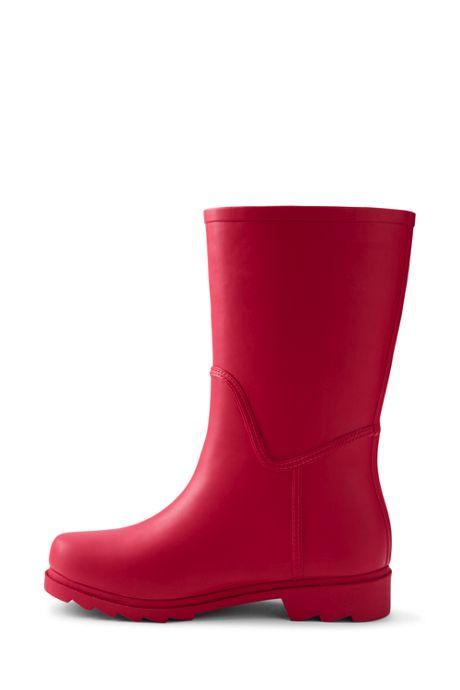 Womens Mid Rain Boots