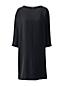 La Robe Housse Fluide en Crêpe Satiné, Femme Stature Standard