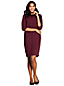 Women's Dolman Sleeve Shift Dress