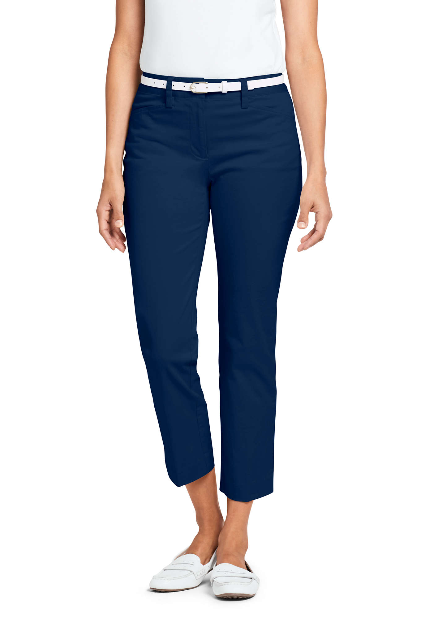 d2387d0443 Women's Capris & Crop Pants | Lands' End