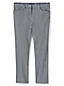 Women's Chino Cropped Check Trousers