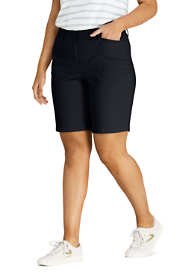 Women's Plus Size Mid Rise 10