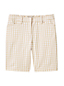 Women's 10″ Chino Bermuda Shorts