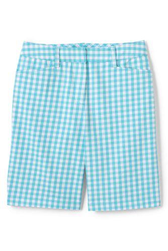 Women's 10″ Chino Bermuda Shorts