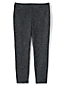Women's Basketweave Slim Leg Stretch Trousers