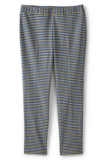 Women's Slim Leg Stretch Flannel Trousers