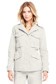 Women's Long Sleeve Military Jacket