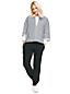 Women's Soft Leisure Merino Blend Zip Cardigan