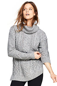 Women's Petite Sweaters | Lands' End