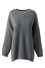 Women's Cozy-Lofty 3/4 Sleeve Shaker Sweater