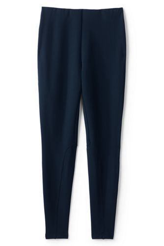 Women's Ponte Jodhpur Leggings