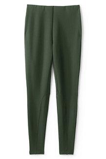 Ponté-Leggings im Reithosen-Stil für Damen