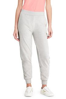Le Pantalon de Jogging en Velours Lounge, Femme