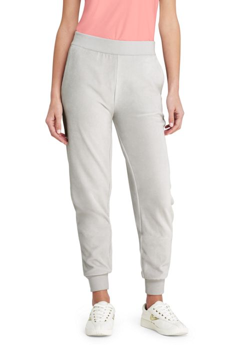 Women's Velour Jogger Pants