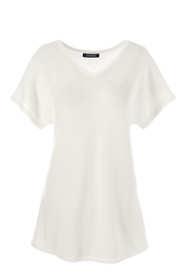 Women's Petite Lofty Blend Short Sleeve Dolman Sweater