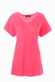 Women's Lofty Blend Short Sleeve Dolman Sweater