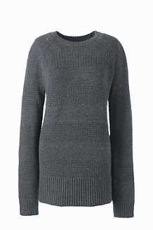 Women's Lofty Cotton Tunic Jumper