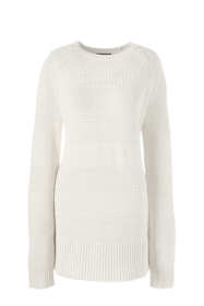 Women's Petite Lofty Tunic Sweater